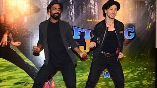 Uncut Beat Pe Booty Song Launch A Flying Jatt Tiger Shroff Remo D