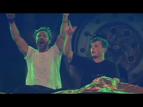 David Guetta & Martin Garrix & Brooks -  Like I Do ( Martin Garrix - Tomorrowland 2018 )