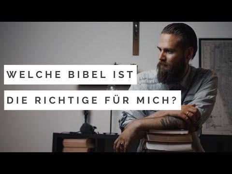 Welche Bibel ist die richtige für mich? (Bibellesen für Anfänger)