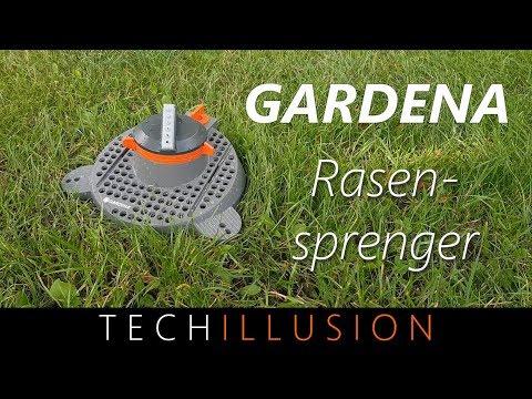 🛠GARDENA Kreisregner im Test - Gardena Comfort Tango - Review & Test