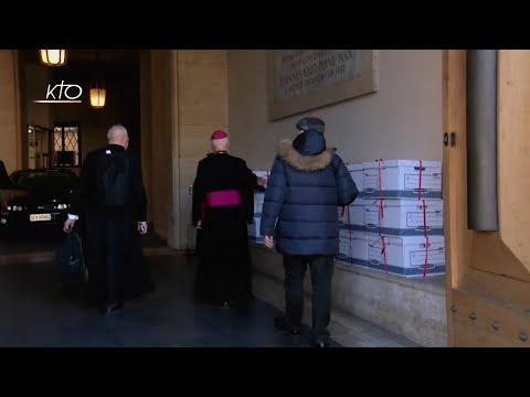 Les évêques et la congrégation pour la cause des saints