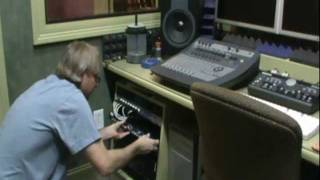 Presonus Studio Channel - How to replace the tube demo.