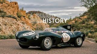 Jaguar D-Type 1954: Represents A Shared History - Petrolicious