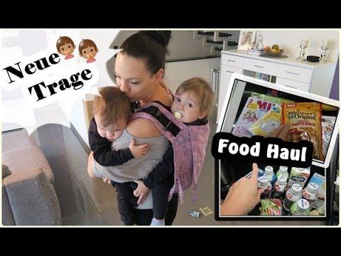 Kleinkind Tragen beim Haushalt/die Wäsche muss warten/Zwillings Family VLOG/Mel´s Kanal