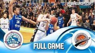 ZZ Leiden v Avtodor Saratov - Full Game - FIBA Europe Cup 2019