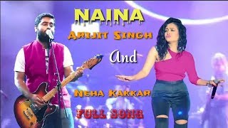 Naina | Arijit Singh | Neha Kakkar | Dangal Movie | Unplugged | 2016 | Full Song | 2018 | Aamir Khan