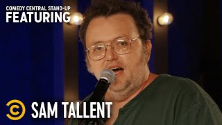 An Ungodly Airplane Fart - Sam Tallent - Comedy Central Stand-Up Featuring