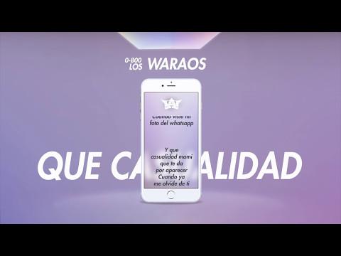 Que Casualidad (HotlineBling Version) - Los Waraos (Video)