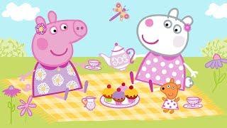 Peppa Pig Italiano 🐝 Primavera: Giocare Fuori - Collezione Italiano - Cartoni Animati