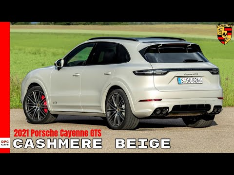 External Review Video 2j0rQFYe-cA for Porsche Cayenne GTS & GTS Coupe Crossover SUVs (3rd gen, Typ PO536)