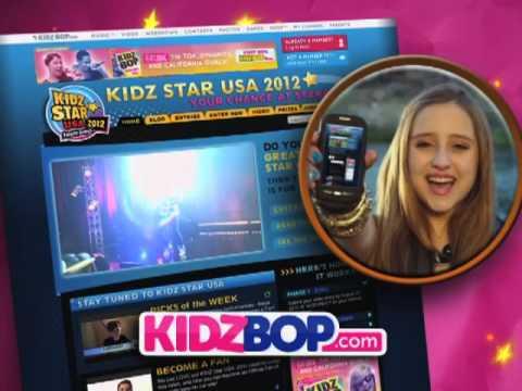 Gaby Borges Kidz Bop 24 Commercial