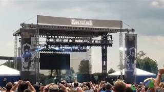 """OZZY OSBOURNE  - """"Bark At The Moon"""" During Solar Eclipse 2017 (Live Video)"""
