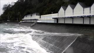 preview picture of video 'Grandes marees à etables sur mer #grandesmarees #mareedusiecle'