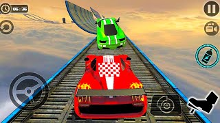 Impossible Stunt Car Tracks 3D – Sport Car stunts game 2021 – Android Gameplay