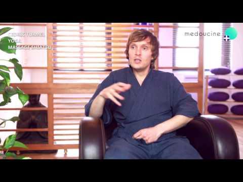 L'objectif du yoga selon Cédric Turmel
