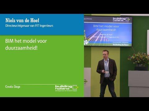 BIM, het model voor duurzaamheid!