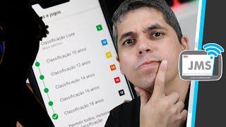 Como BLOQUEAR Conteúdo Impróprio no Celular no tablet e no Youtube