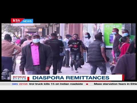 Diaspora remittances to Kenya marked an improvement in 2020 compared to 2019 | Bottomline Africa