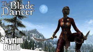 Skyrim Build: The Blade Dancer - Duel-wielding + Frost Magic Ordinator Build