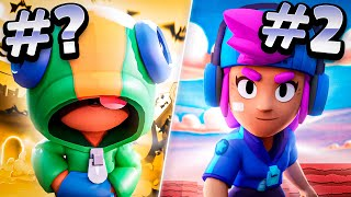The WORST 6 BRAWLERS in BRAWL STARS... (they need a buff!)
