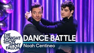 Dance Battle with Noah Centineo