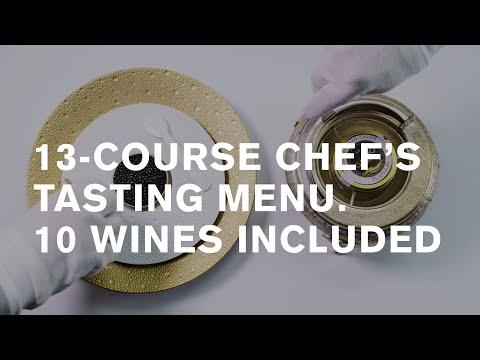 A L'aise, Oslo: Michelin 13 course full tasting menu [2020]