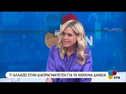 Εξώδικο των δανειοληπτών στις τράπεζες για την τιτλοποίηση απαιτήσεων | 04/10/2019 | ΕΡΤ