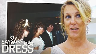 Bride Has 10K Budget To Look For Dream Dress 30 Years After Marriage | Say Yes To The Dress Atlanta