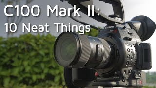 Dji Ronin- M with Canon C100 Mark2 (Test Footage) - Most