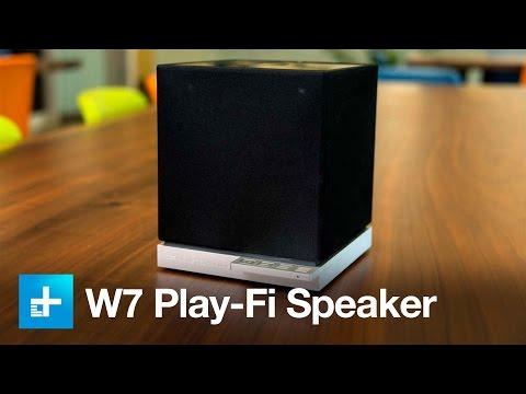 Definitive Technology W7 Wireless Speaker Review