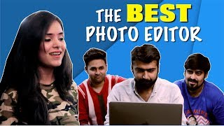 The BEST Photo Editor | WTF | WHAT THE FUKREY