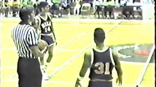 1987 BIIF Basketball Hilo High vs Honokaa