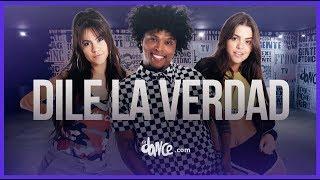 Dile La Verdad - Jowell & Randy X Manuel Turizo | FitDance Life (Coreografía Oficial)