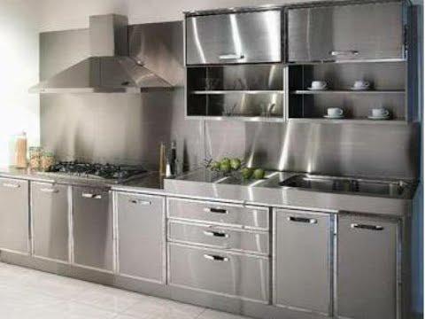Top 10 stainless steel modular kitchen designs