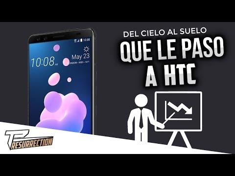 ¿Qué paso con HTC en los móviles? ¿Llego el FIN de HTC? ¿Por qué ya casi NO SE VENDEN?