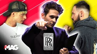 RAPOVÉ RÉBUSY2: DORIAN vs RENNE DANG