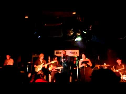 """Glen Mauser presents """"love game"""", live from The Blue Note"""