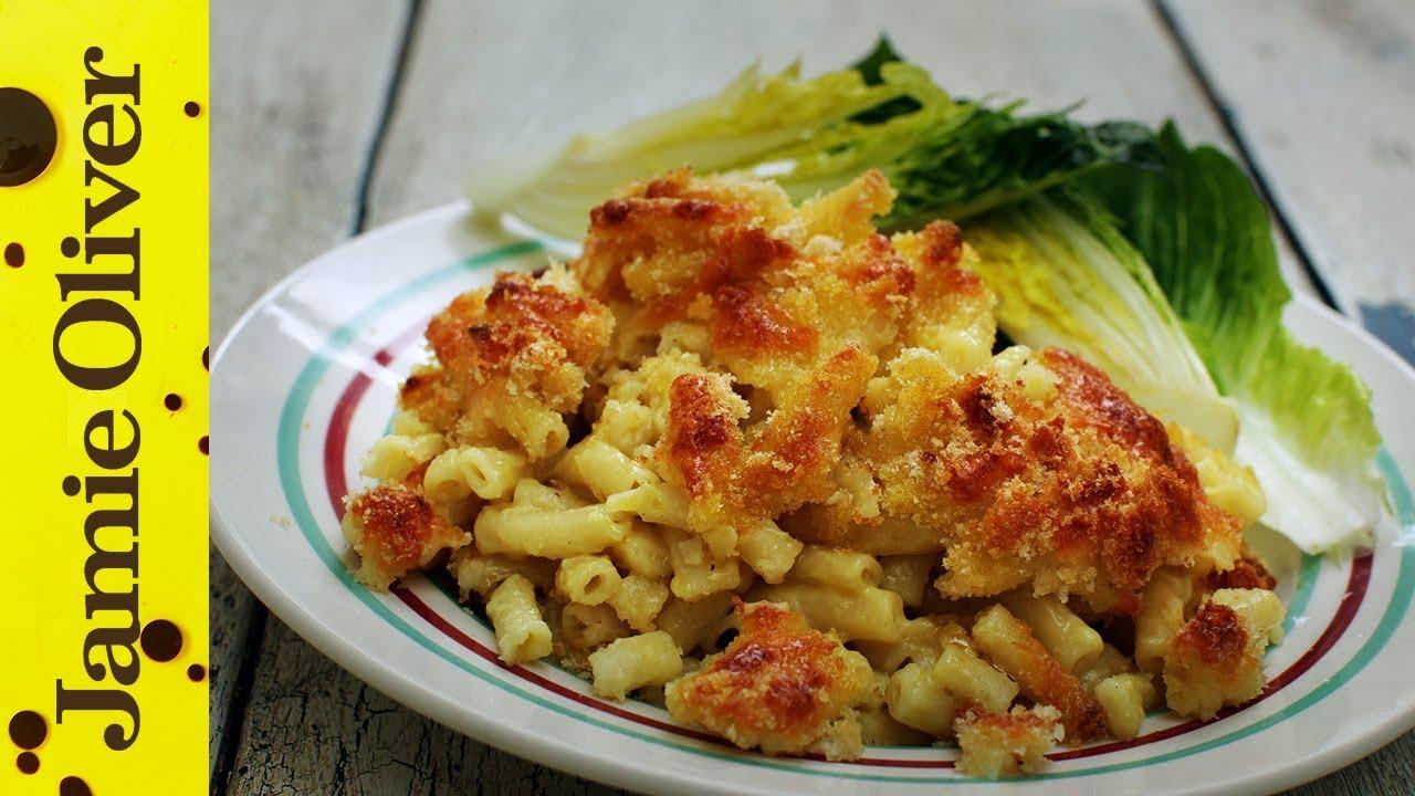 Chicken Broccoli Pasta Bake Jamie Oliver-1833