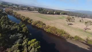 DJI FPV Drone Freestyle Unedited