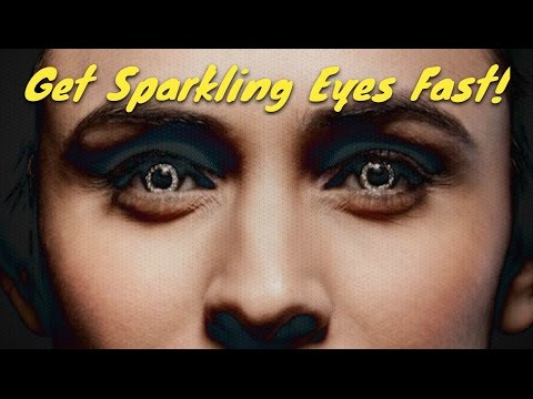 Get Sparkling Eyes Fast! Subliminals Frequencies Hypnosis Spell