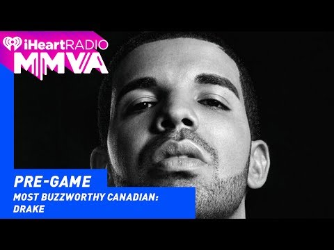 Drake Wins Most Buzzworthy Canadian | 2017 iHeartRadio MMVAs