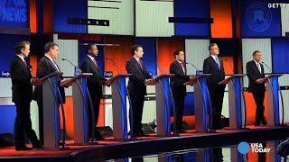 1-28-16 7th Republican Debate - Des Moines, Iowa