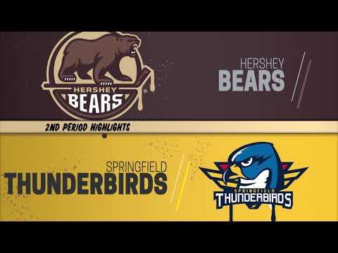 Thunderbirds vs. Bears | Dec. 1, 2018