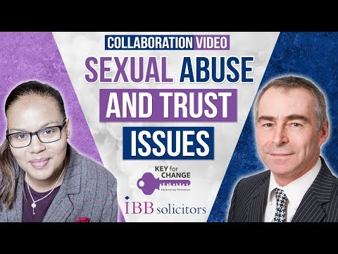 Trust issues and sexual abuse