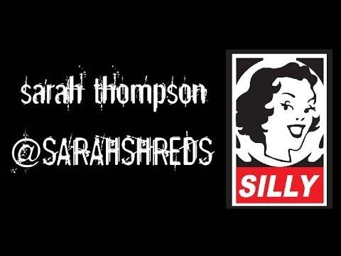 @sarahshreds 2013