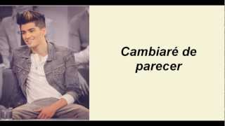 Change my mind - One Direction. Traducida al Español.