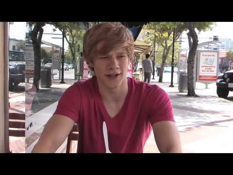 Lucas Till's embarrassing moment on the Taylor Swift video set! (BOP & Tiger Beat)