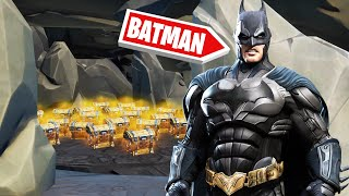 *NEW* BATMAN DEATHRUN In FORTNITE! (Custom Map)