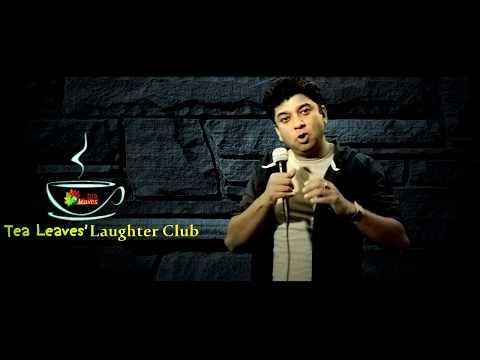 Comedy monologue