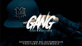 BASE DE TRAP - GANG - HIP HOP BEAT INSTRUMENTAL [2016]